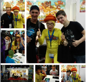 Gamescon collage 2